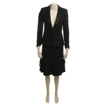 Escada Kombination aus Blazer, Rock & Hose