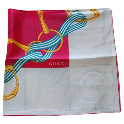Gucci Gucci Silk Scarf