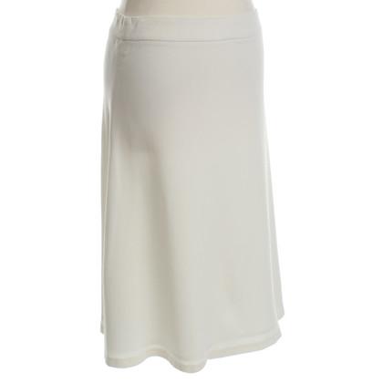 Set skirt in white
