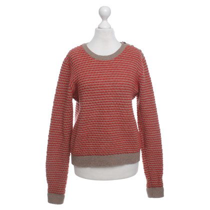 Cos Knit sweater in Orange