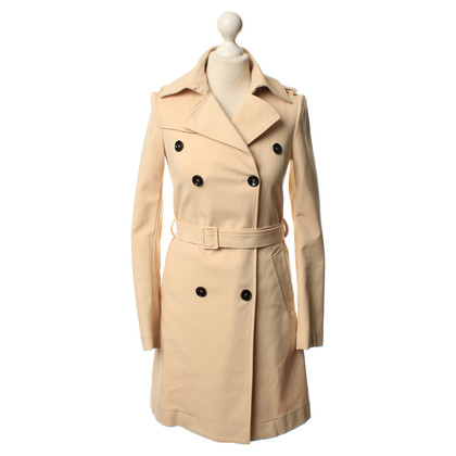Patrizia Pepe Trench coat in nudo