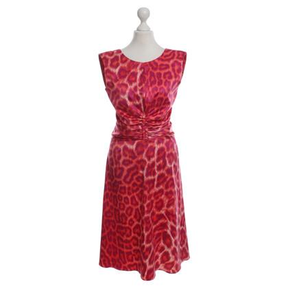 Just Cavalli Patroon jurk