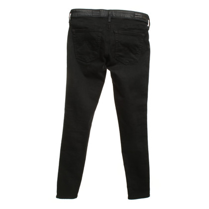Adriano Goldschmied Jeans elastici in Black