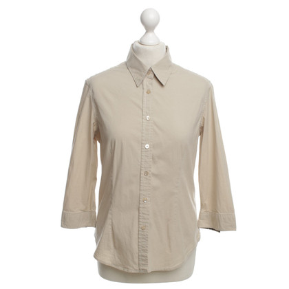 Burberry Cotton blouse in beige