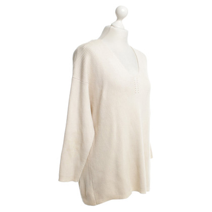 Ganni Sweater in cream