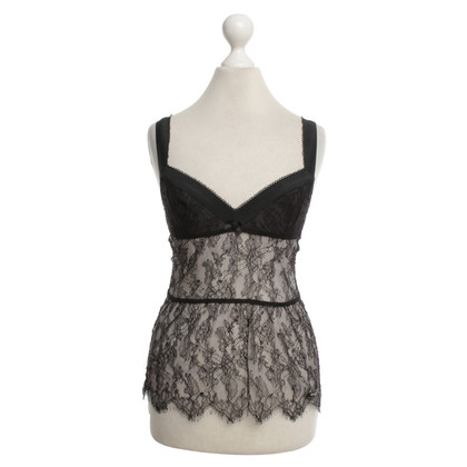 Dolce & Gabbana Bustier from lace