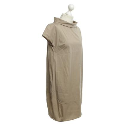 Brunello Cucinelli Kleid in Beige