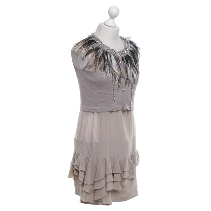 Just Cavalli Dress with cardigan