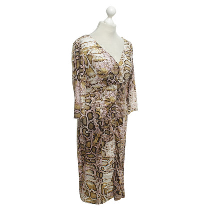 Ella Singh Dress with pattern