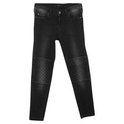 Set Biker-stijl jeans