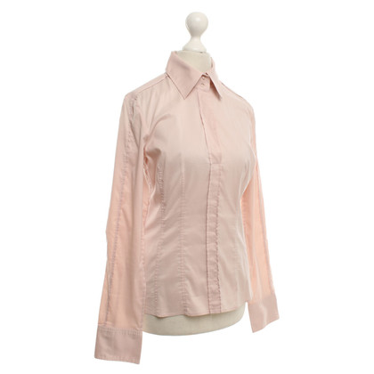 Hugo Boss Bluse in Nude