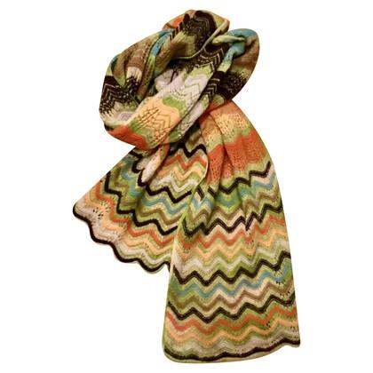 Missoni Wol/viscose sjaal