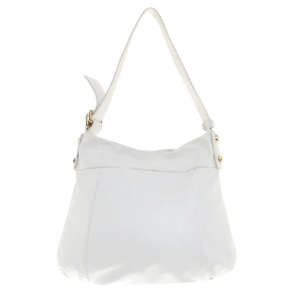 Coccinelle Shoulder bag in white