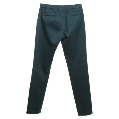 René Lezard Petrolfarbene pants