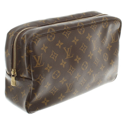 Louis Vuitton Trousse wc Monogram Canvas