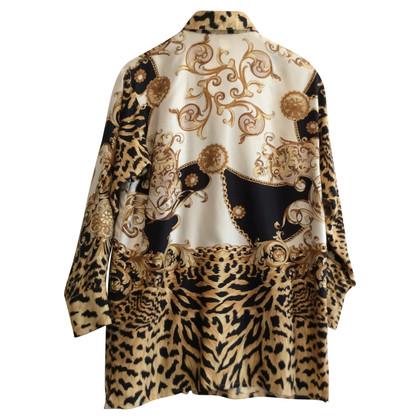 Roberto Cavalli Silk blouse cavalli