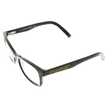 Dsquared2 Glasses without prescription in Black