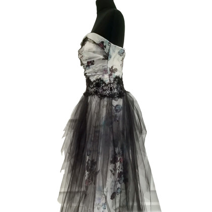 Marchesa Bandeau dress