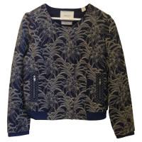 Maison Scotch Cotton Bomber Jacket