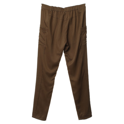 Escada Pants in olive