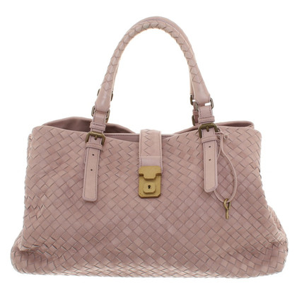 Bottega Veneta Handbag in pink