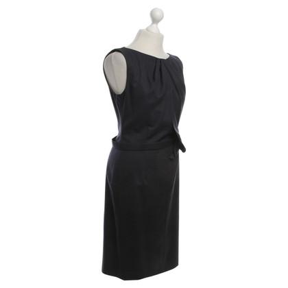 Talbot Runhof Sheath Dress with Bow