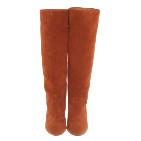 Orange in Etoile Stiefel Orange Etoile Etoile Stiefel Isabel Marant Marant Marant Isabel Orange Isabel Orange Stiefel in pY1qwn