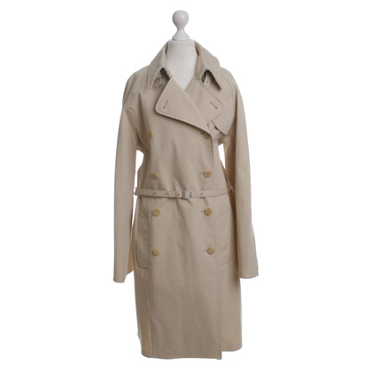 Hermès Trench coat in beige