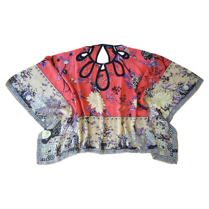 Etro top made of silk
