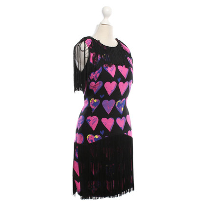 H&M (designers collection for H&M) Robe avec motif coeur
