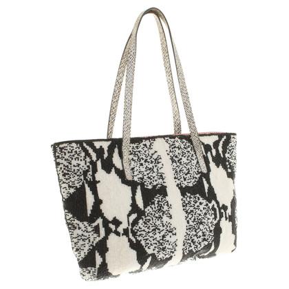 Fendi Handbag with gemstones