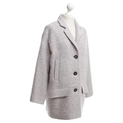 Bogner Coat in lambskin look