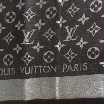 Louis Vuitton lurex Nero Stola