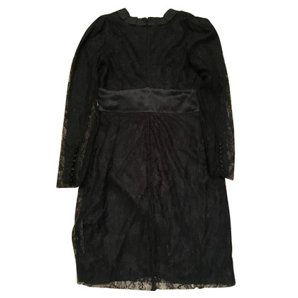 By Malene Birger Black cocktail dress