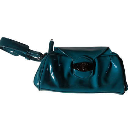 Just Cavalli Purse made of patent leather