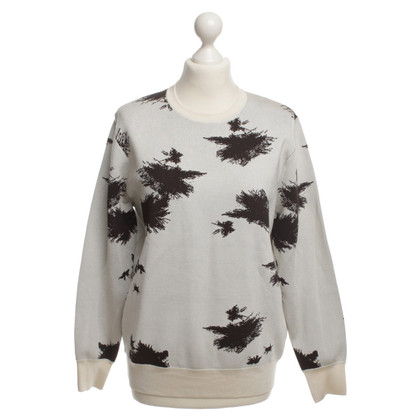 Acne Pullover mit Muster