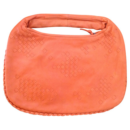 Bottega Veneta Orange leather bag