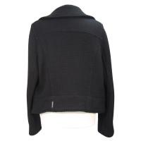 Armani Wooljacke in black