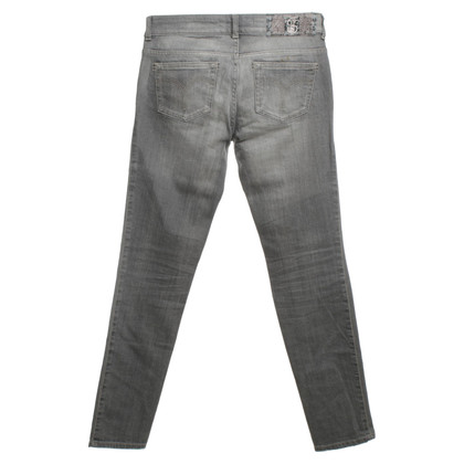 Twin-Set Simona Barbieri Jeans in Grau