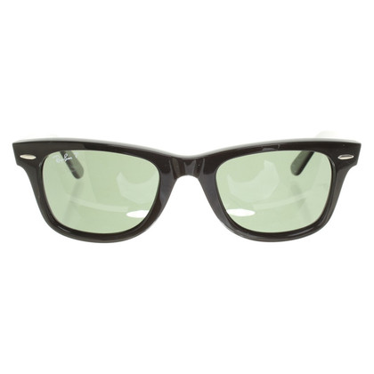 Ray Ban Wayfarer in nero