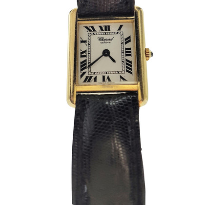 Chopard Horloge « réservoir 18 K or Chopard »