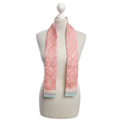 Louis Vuitton Bandeau with stripes pattern