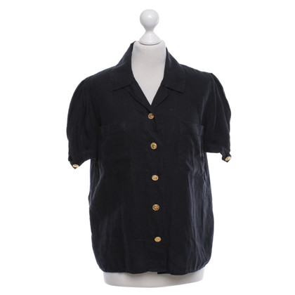 Chanel Blouse in black