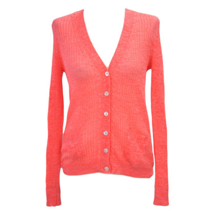 Marc Jacobs Cardigan in Neonpink