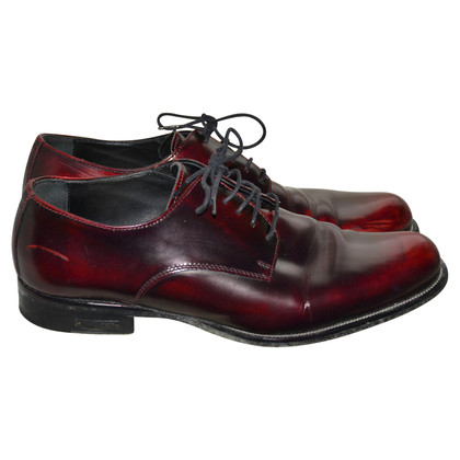 Dsquared2 Scarpe stringate in Bordeaux