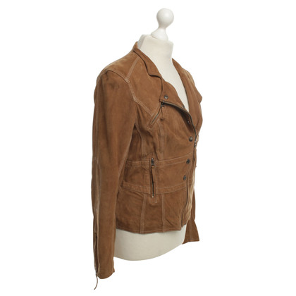 Oakwood Leather Jacket lamsvel