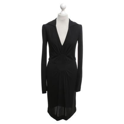 Andere merken Trussardi - jurk in zwart