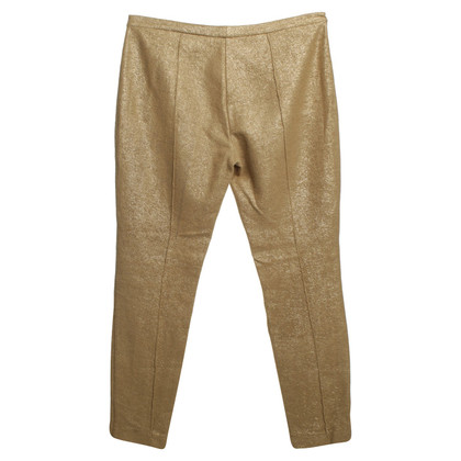 Dorothee Schumacher Gold-colored trousers