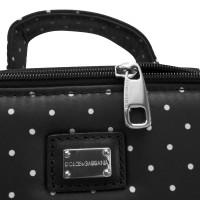 Dolce & Gabbana Handtas met stippen