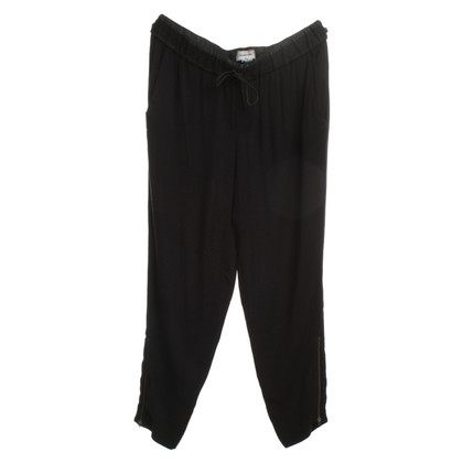 Helmut Lang Pantalon en noir